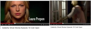 laura parepon celebrity ghosts 1
